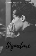 Signature | h.s (au) [vf] COMING SOON by crazyxfstyles