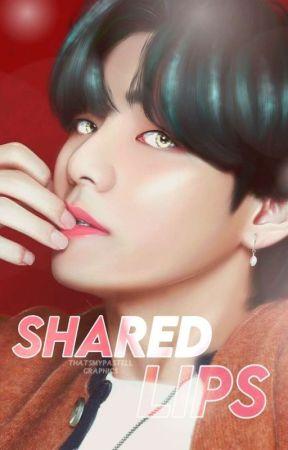Shared Lips [TaeKook] by Sweetlettxrs