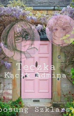 Teczka | Kącik admina  by Yoosung_kun