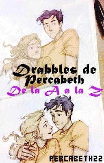 Drabbles de Percabeth. (De la A a la Z)