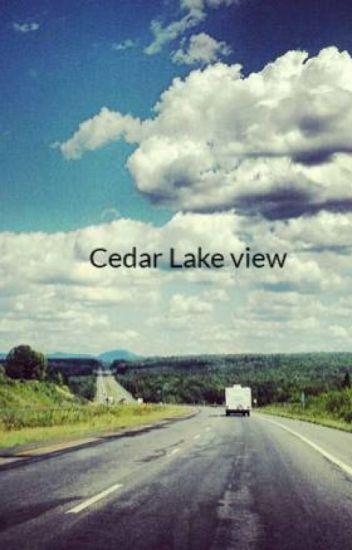 Cedar Lake View   Arnold Eigger