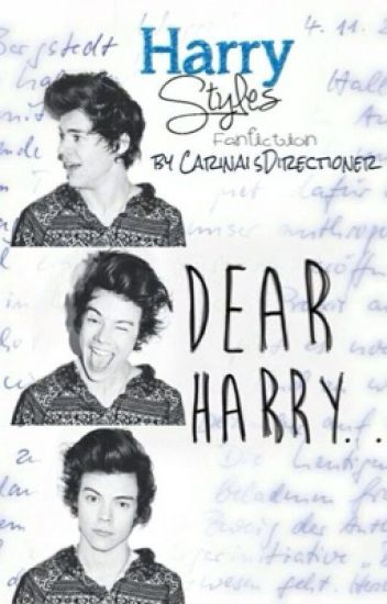 Dear Harry...