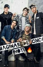 Imagina con Cnco (Hot) by NayelyAndrea1