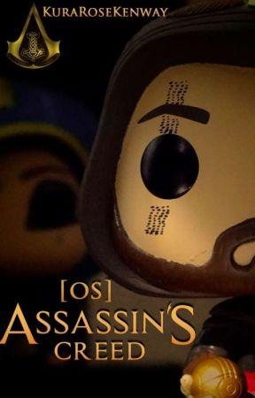 OS Assassin's Creed by KuraRoseKenway