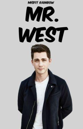 Mr.West (Teacher/Student) EDITING by MisfitRainbow