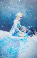 An Icy Love & rose for jelsa by SamanthaManganaan