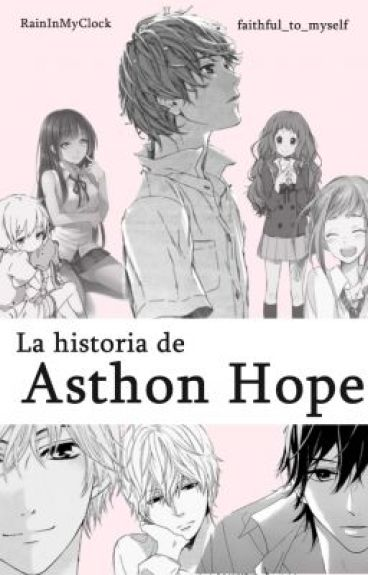 La historia de Asthon Hope [Gay]