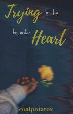 Trying to Fix his Broken Heart (Taglish) by coalpotatox