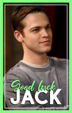 Good luck, Jack!  ▸  Destiel by Winchestiltskin