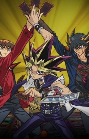 Yugioh 5ds: Battle Tournament by JaninneSudjatmiko