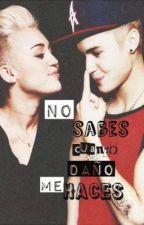 No Sabes Cuanto Daño Me Haces (Miley Cyrus & Justin Bieber) © by nicobiebercyrus