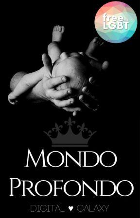 Mondo Profondo | girlxgirl | In Progress ♢ by Digital-Galaxy
