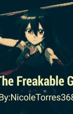 """ The Freakable Girl "" by NicoleTorres368"