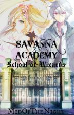 Savanna Academy: School of Wizards by MidOfTheNight