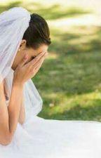 PERNIKAHAN  // SAD WEDDING by dee2805