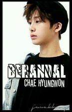 Berandal [ Chae Hyungwon ] by Juwakkong