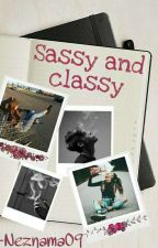 Sassy and classy by Neznama09