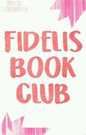 FIDELIS BOOK CLUB by FidelisBookClub
