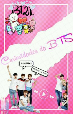 💘Curiosidades de BTS 💘 by jeon_min_mei