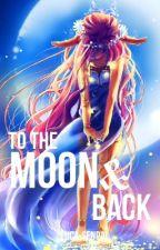 To The Moon & Back (OHSHC Kaoru Love Story) by Luca-senpai