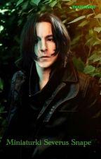 Miniaturki Severus Snape  by Patricia_Snape