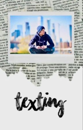 Texting - Tom Holland x Boy by insertsmthcoolhah