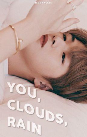 you, clouds, rain » kang daniel by moralize