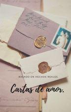 Cartas de amor de grandes hombres. by GreciaSalgadoO