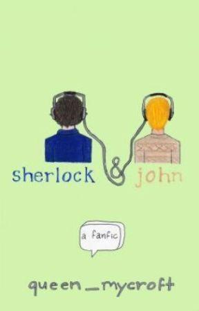 4 letters one love (a johnlock fanfic ) by Luckyanimegirlsky