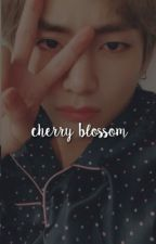 cherry blossom | taekook by brxkenjoonii