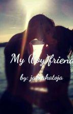 My (boy)friend. [Skończona] by Jaktakatoja
