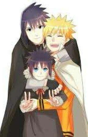 Naruto And Sasuke Adopt A Son by CrustyAnimes