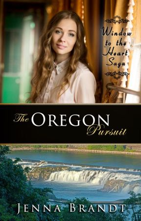 The Oregon Pursuit by JennaBrandtAuthor