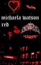 red by mchaelawatsn