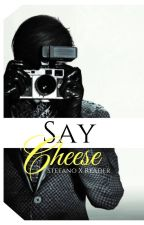 Say Cheese ♥︎ Stefano X Reader by SebastianMichaeIis