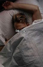 Diferentes |Stony| by Just_DustNBones