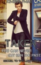 Taken (Sequel to The Lucky One) by KimberlyMaeManalang
