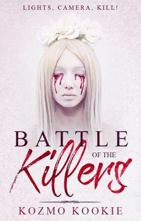 Battle of the Killers by KozmicKookieDxD