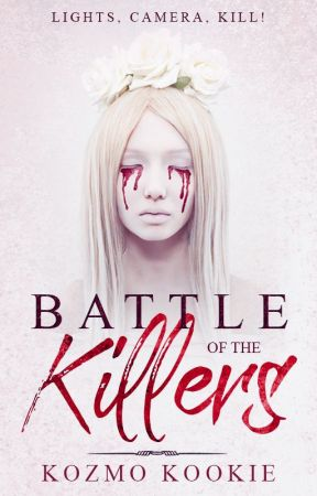 Battle of the Killers by KozmicKookieDxD