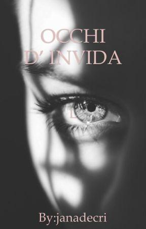 Occhi d'invidia by janadecri