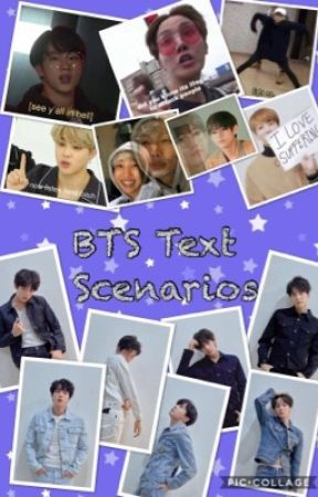 ~BTS TEXT SCENARIOS~ by Fifi0522