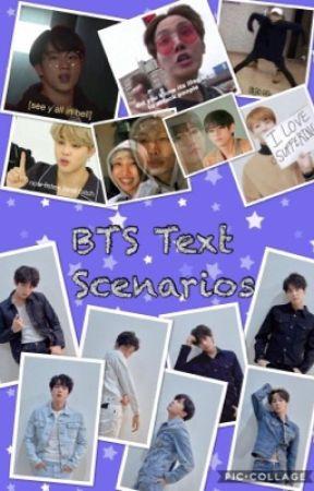 ~BTS TEXT SCENARIOS~ by Fifi0522