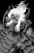 Female Dormammu X Male Reader by -_OutLaw-Rising_-