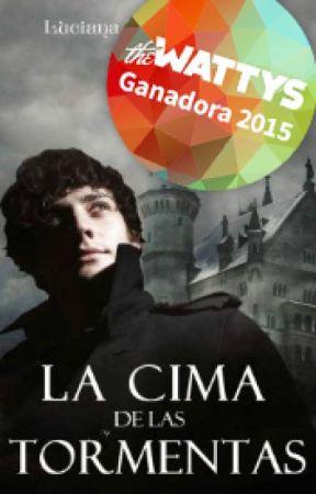 © La Cima de las Tormentas by vianna_rain