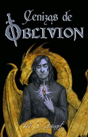 Cenizas de Oblivion by MartaGuinart17