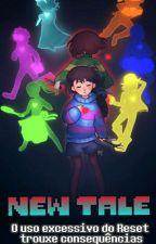 New Tale by Hakaishin_Neko