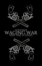 Waging War (and take a stand) ▪ Harry Potter + Avengers by vigilantress