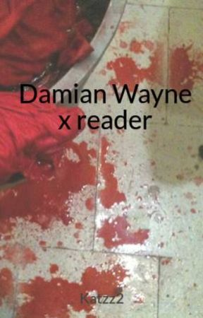 Damian Wayne x reader by Katzz2