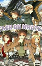 Attack on WhatsApp by _AlienTra_