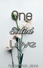 One Sided Love by harder_than_stone